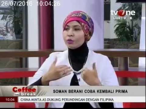 Coffee Break tvOne - PT Soman Indonesia (26072016)