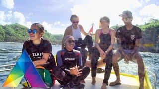 MY TRIP MY ADVENTURE 24 JANUARI 2016 - Surga Bawah Laut Bali Part 4/5