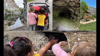 Prokopské Údolí Praha S Detmi [ Jeskyne , Lom , Zviratka ] , Kinder Surprice , Best Place In Prague