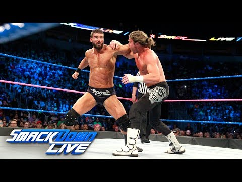 Roode and Ziggler clash in WWE Hell in a Cell rematch: SmackDown , Oct 17, 2017