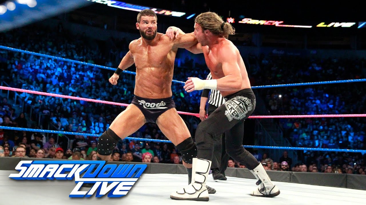 roode-and-ziggler-clash-in-wwe-hell-in-a-cell-rematch-smackdown-live-oct-17-2017