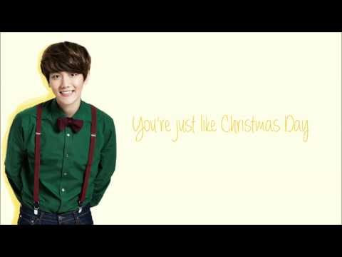 EXO - Christmas Day (Korean Version) (Color Coded Hangul/Rom/Eng Lyrics)