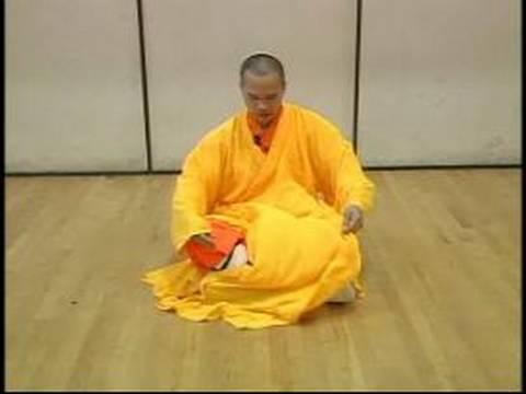 Meditative Exercises Of Shaolin Martial Arts Seated Buddhist Meditation