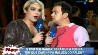 Serginho e Daniel do Pânico na TV na festa do BBB 11