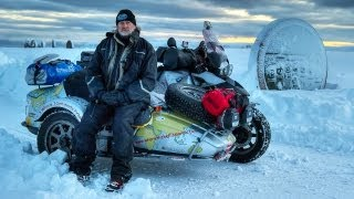 Murph Returns! Exploring the Arctic Circle in a BMW R 1150 GS Adventure - The Downshift Episode 55