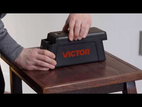 How To Use The Victor® Electronic Rat Trap