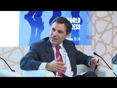 "IDA World Congress 2019: Leaders Summit, ""Bankability Of Mega Water Projects"""