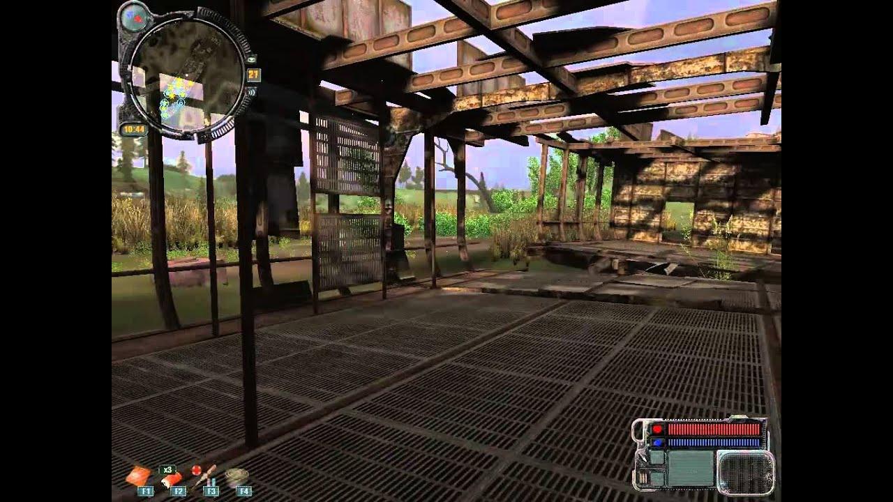 Игра сталкер зов припяти беглый огонь скачать торрент