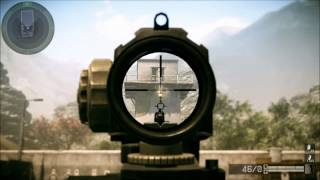 Warface - Recuo da MG3