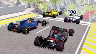 Epic High Speed Jumps #32 – BeamNG Drive