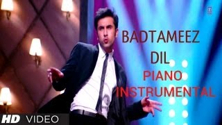 Badtameez Dil Piano Instrumental - Magical Fingers - Gurbani Bhatia