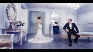 Обработка свадебной фотографии. Wedding photo processing
