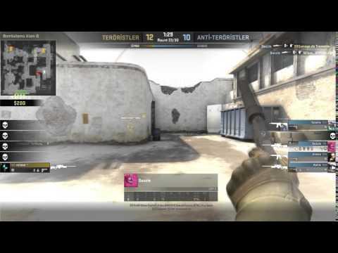 CS:GO - Insane Headshot