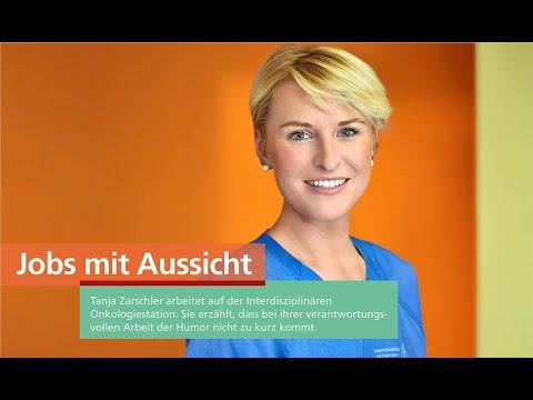 Jobs mit Aussicht: Krankenpflege am Uniklinikum Dresden