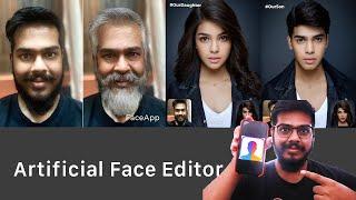 Faceapp-AI Face Editor screenshot 4