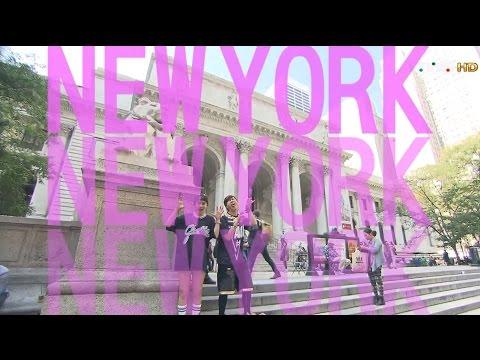 食尚玩家 莎莎永烈【美國】前進大蘋果 我的紐約夢(上) 20141104(完整版)