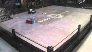 RoboChallenge Open Day 2012 - Diablo vs Trouble Starter 2 (Part 3)