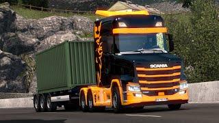 [ETS2 v1.39] Scania S New Gen Tcab V3.1.1