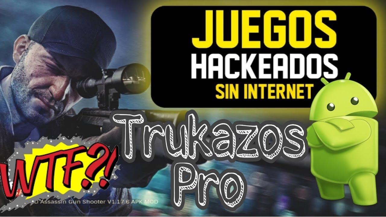 Top Mejores Juegos Full Solo Apk 2018 Trukazos Pro Youtube