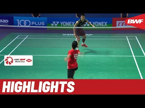 YONEX French Open 2019   Semifinals MS Highlights   BWF 2019