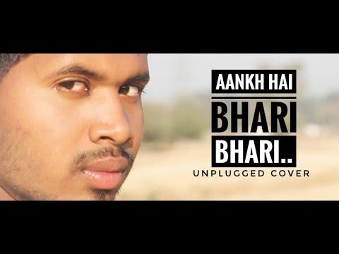 Aankh Hai Bhari Bhari - Unplugged Cover | Kumar Sanu | Shanu Agrahari | Rawsingers