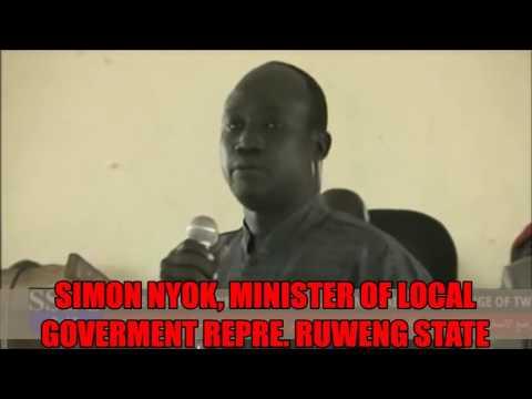 South Sudan News -Simon Nyok Deng