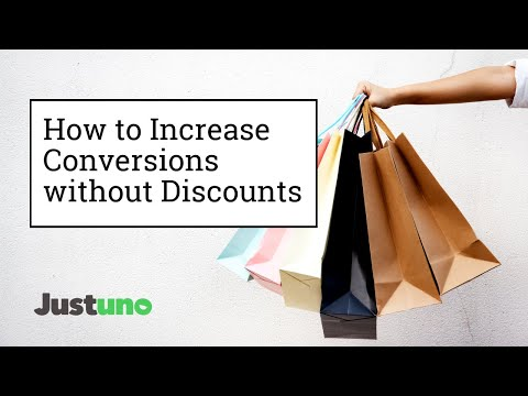 How to Increase Conversions Without Offering a Discount