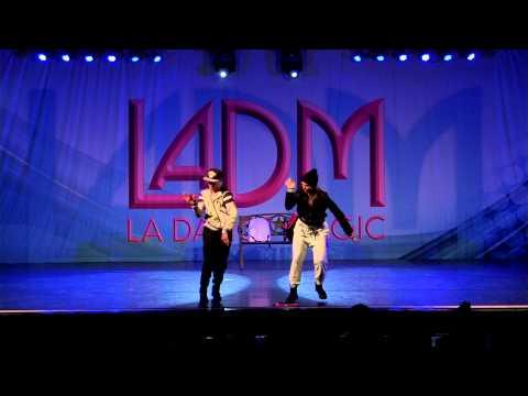 LADM - Baton Rouge 2015 - Sidetracked - Macy Romero & Jarvis Langster
