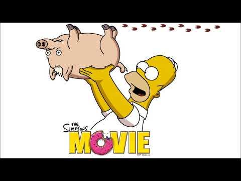 The Simpsons Movie - Spider Pig Ringtone