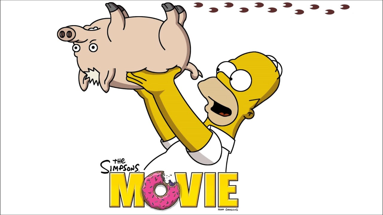 The Simpsons Movie Spider Pig Ringtone Youtube