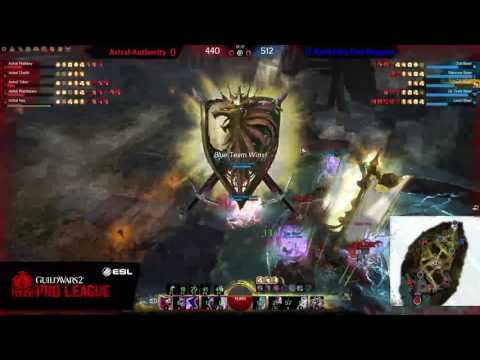 GW2 Pro League S2 Finals - Semifinals - Astral Authority vs Rank Fifty Five Dragons
