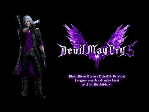 Devil May Cry 5 SoundTrack - Main Menu Theme (Extended Version) thumbnail