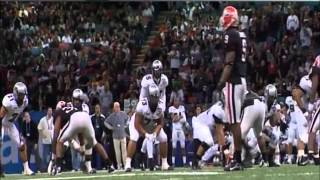 #5 Georgia vs. #10 Hawaii - 2008 Sugar Bowl