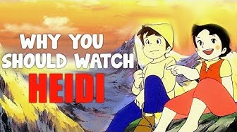 Why You Should Watch: Heidi, Girl of the Alps