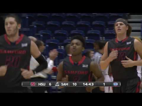 Men's Basketball: Nicholls State vs. Samford