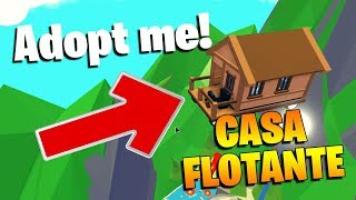 HIDDEN PLACES IN ADOPT ME ROBLOX! 🏠 HOUSE