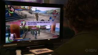 Sengoku Basara Samurai Heroes Wii - E3 2010: Gameplay