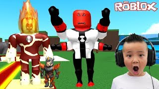 UNLIMITED CASH Ben 10 Tycoon Roblox Gameplay with CKN Gaming