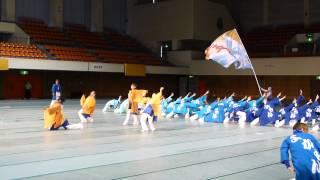 2012年10月20日 yosakoiさせぼ祭り 体育文化館会場.