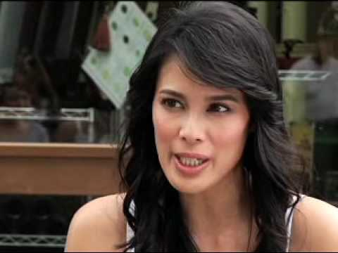 Angel Aquino interview in SNN