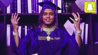 Lil Pump - Stripper Name (Clean) YG and 2 Chainz (Harverd Dropout)