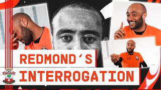 SAINT INTERROGATION | Nathan Redmond answers some BRUTAL questions!