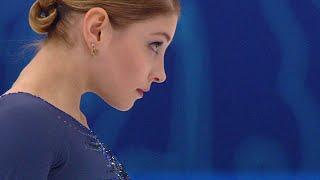 Алена Косторная Короткая программа Женщины Финал Кубка России по фигурному катанию 2020 21