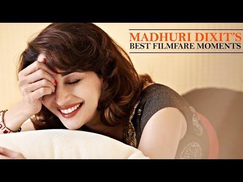 Madhuri Dixit's Best Filmfare Moments | Madhuri Dixit Birthday Special | Filmfare Archives