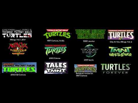 All TMNT theme songs