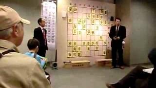 将棋名人戦第5局解説会札幌 伊藤果七段 熊坂学五段