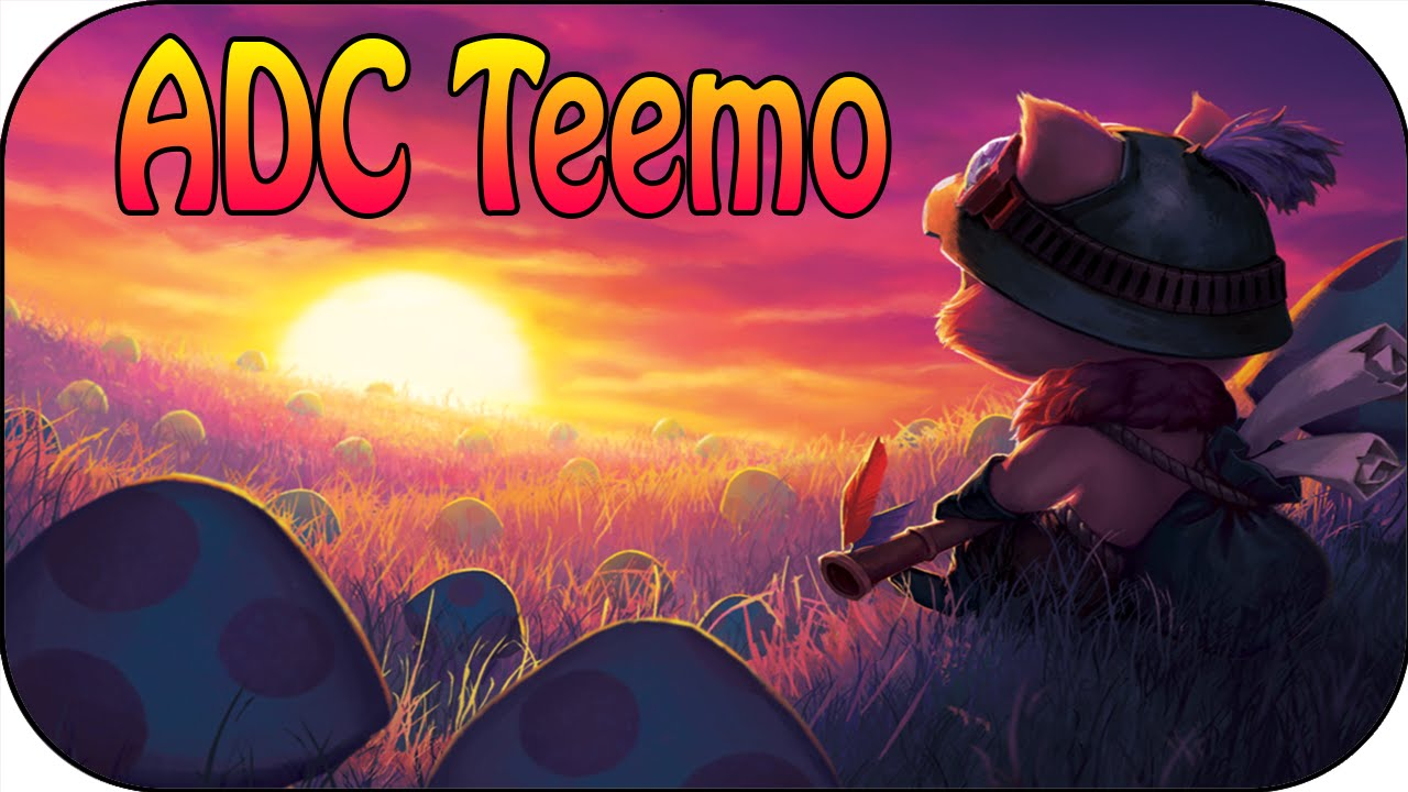 how to build teemo as adc