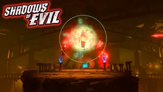 "BLACK OPS 3 ZOMBIES ""Shadows of Evil"" EASTER EGG TREYARCHED! (BO3 Zombies)"