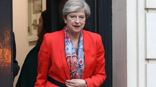 May's Cabinet Split Three Ways Over Brexit