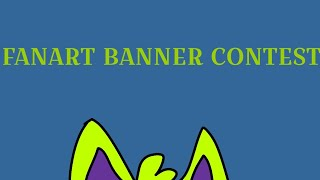 Fan art banner contest